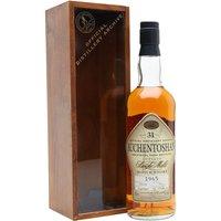 Auchentoshan 1965 / 31 Year Old / Cask #2510 Lowland Whisky