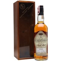 Auchentoshan 1965 / 31 Year Old / Cask #2502 Lowland Whisky