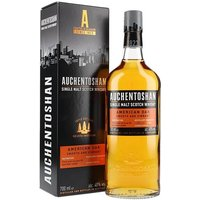 Auchentoshan American Oak Lowland Single Malt Scotch Whisky