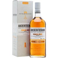 Auchentoshan Virgin Oak / Batch Two Lowland Single Malt Scotch Whisky