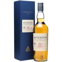 Auchroisk 20 Year Old / Bot.2010 Speyside Single Malt Scotch Whisky