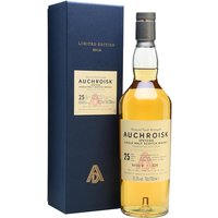 Auchroisk 1990 / 25 Year Old / Special Releases 2016 Speyside Whisky