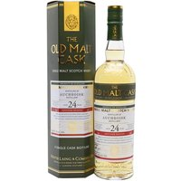 Auchroisk 1996 / 24 Year Old / Old Malt Cask Speyside Whisky