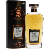Auchroisk 1990 / 27 Year Old / Signatory Speyside Whisky
