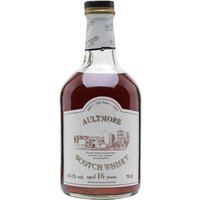 Aultmore 16 Year Old / Centenary / Sherry Cask Speyside Whisky