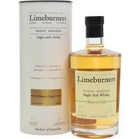 Limeburners Sherry Cask Australian Single Malt Whisky