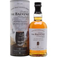 Balvenie Sweet Toast Of American Oak 12 Year Old / Story 1 Speyside Whisky
