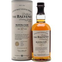 Balvenie 17 Year Old / Madeira Cask Speyside Single Malt Scotch Whisky