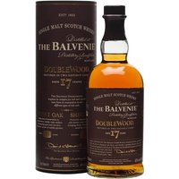 Balvenie 17 Year Old / DoubleWood Speyside Single Malt Scotch Whisky