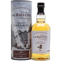 Balvenie A Day Of Dark Barley 26 Year Old / Story No.3 Speyside Whisky