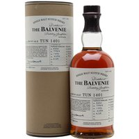 Balvenie Tun 1401 / Batch 5 Speyside Single Malt Scotch Whisky