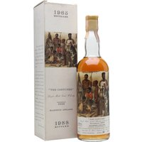 Bladnoch 1965 / The Costumes / Moon Import Lowland Whisky