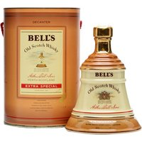 18.75cl / 43% - A very rare Bell's decanter commemorating Prince Charles's visit to Cherrybank Gardens in 1989.