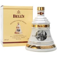 70cl / 40% - A Bell's ceramic decanter, released to celebrate Christmas 2005. Part of the now defunct annual series, this contains Bell's Extra Special 8 year old blended Scotch whisky.