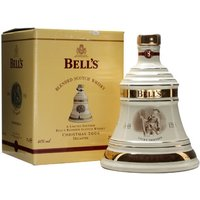 70cl / 40% - A Bell's ceramic decanter, released to celebrate Christmas 2006. Part of the now defunct annual series, this contains Bell's Extra Special 8 year old blended Scotch whisky.