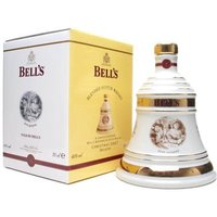 70cl / 40% - This year's traditional Bell's Christmas decanter 'Five Queens' tells the story of Sir Miles Partridge, who beat King Henry VIII at poker dice, winning a clochier containing four 'Jesus Bells' at St Paul's school.  And was later hanged on felony charges.