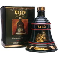 70cl / 40% - A Bell's ceramic decanter, released to celebrate Christmas 1993. Part of the now defunct annual series, this contains Bell's Extra Special blended Scotch whisky.