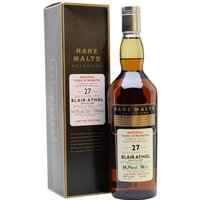 Blair Athol 1975 / 27 Year Old / Rare Malts Highland Whisky