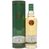 Balblair 12 Year Old / Bourbon Cask / G&M Discovery Highland Whisky