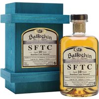 Ballechin 2008 / 10 Year Old / Bourbon Cask Highland Whisky