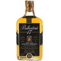 Ballantines 17 Year Old / Bot.1975 Blended Scotch Whisky