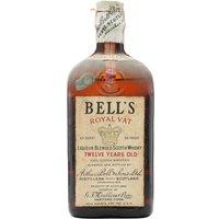 Bells Royal Vat 12 Year Old / Bot.1930s Blended Scotch Whisky