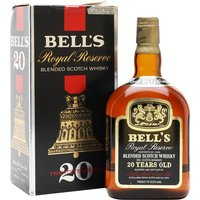 Bells Royal Reserve 20 Year Old / Bot.1970s Blended Scotch Whisky