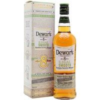Dewar's 8 Year Old Ilegal Smooth Blended Scotch Whisky