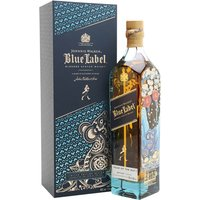 Johnnie Walker Blue Year of the Rat Blended Scotch Whisky