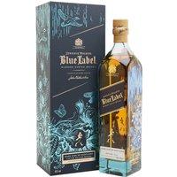 Johnnie Walker Blue Label Rare Side of Scotland Blended Scotch Whisky