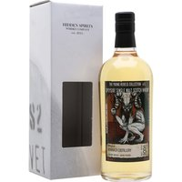 Benriach Heavily Peated 8 Year Old / Hidden Spirits Speyside Whisky