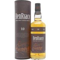Benriach 10 Year Old Speyside Single Malt Scotch Whisky