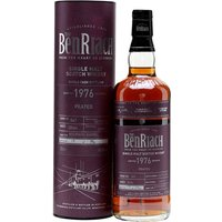 Benriach 1976 Peated / 38 Year Old / Bourbon Barrel Speyside Whisky
