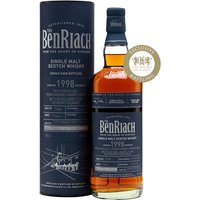 Benriach 1998 / 17 Year Old / PX Finish / TWE Exclusive Speyside Whisky
