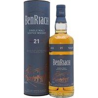 Benriach 21 Year Old Classic Speyside Single Malt Scotch Whisky