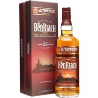 Benriach 25 Year Old / Authenticus Peated Malt