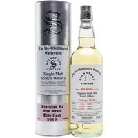 Ben Nevis 2010 / 10 Year Old / Signatory Highland Whisky