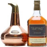 Bowmore 1980 + Copper Pot Still Islay Single Malt Scotch Whisky