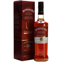Bowmore 10 Year Old / The Devil's Casks / Batch 1 Islay Whisky