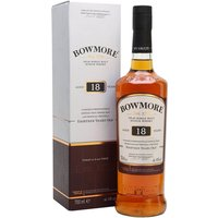 Bowmore 18 Year Old Islay Single Malt Scotch Whisky