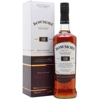 Bowmore 18 Year Old / Deep and Complex Islay Single Malt Scotch Whisky