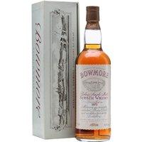 Bowmore 1973 / Bot.1980s Islay Single Malt Scotch Whisky
