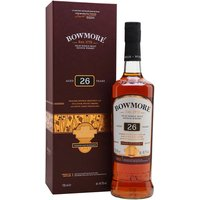 Bowmore 26 Year Old Wine Cask / Vintners Trilogy Part 2 Islay Whisky
