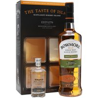Bowmore Small Batch + Uisge Source Water Set Islay Whisky