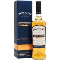 70cl / 51.5% / Distillery Bottling - The Vault Editions from Bowmore is a four-part series of whiskies that highlight one characteristic of the distillery's style. The first release is named Atlantic Sea Salt and focuses on Bowmore's maritime style, while displaying its classic smoky and fruity nature.