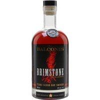 Balcones Brimstone Texas Spirit