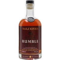 Balcones Rumble Texas Spirit