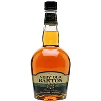 Very Old Barton / 86 Proof Kentucky Straight Bourbon Whiskey