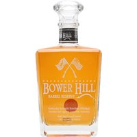 Bower Hill Barrel Reserve Bourbon Kentucky Straight Bourbon Whiskey