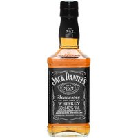 Jack Daniels Old No.7 / Half Litre Tennessee Whiskey